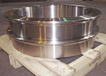 single flanged rings